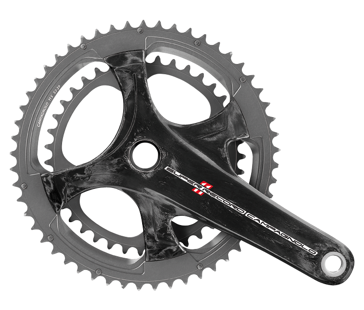 Super Record crankset