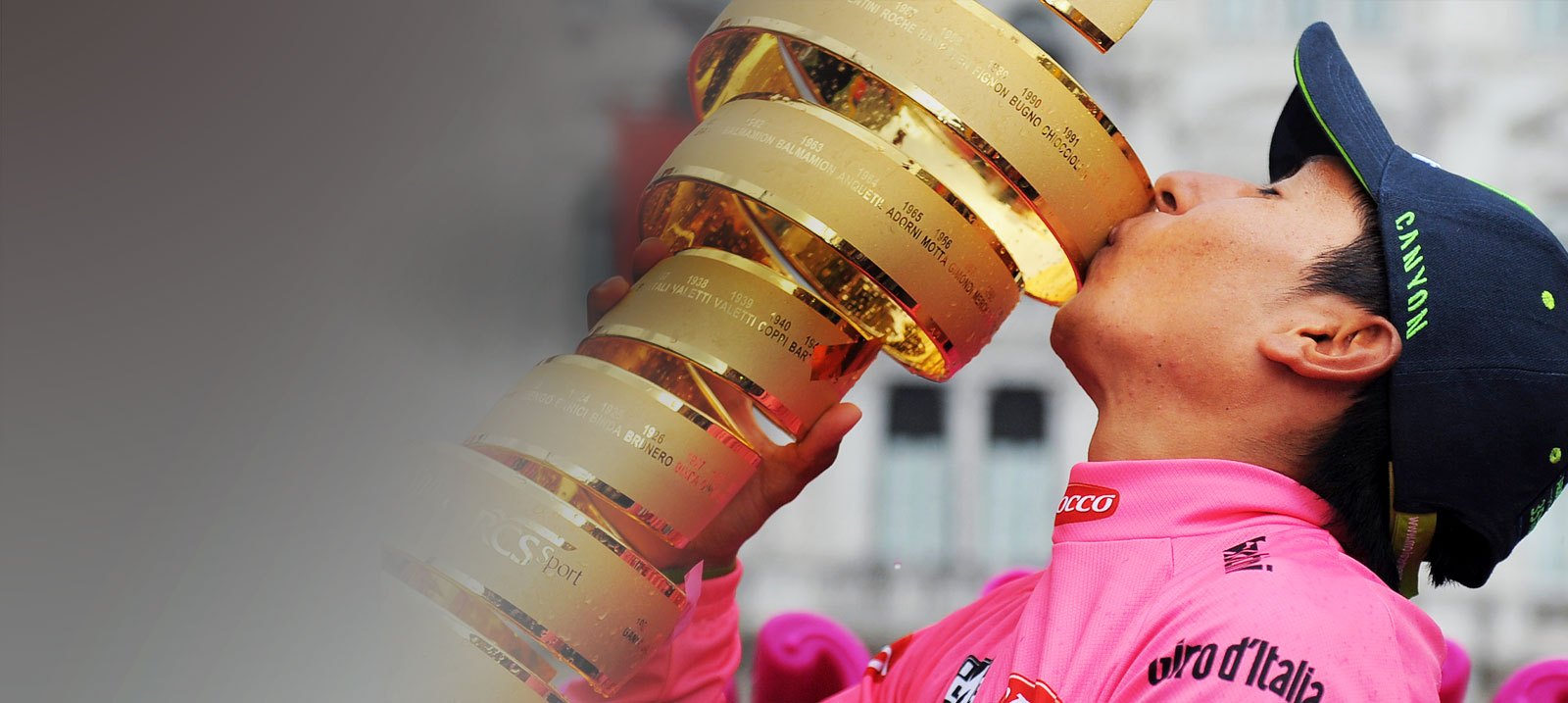 Quintana wins the Giro d'Italia 2014