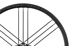 Campagnolo Shamal Mille road bicycle wheel