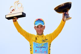 Nibali Vince il Tour de France