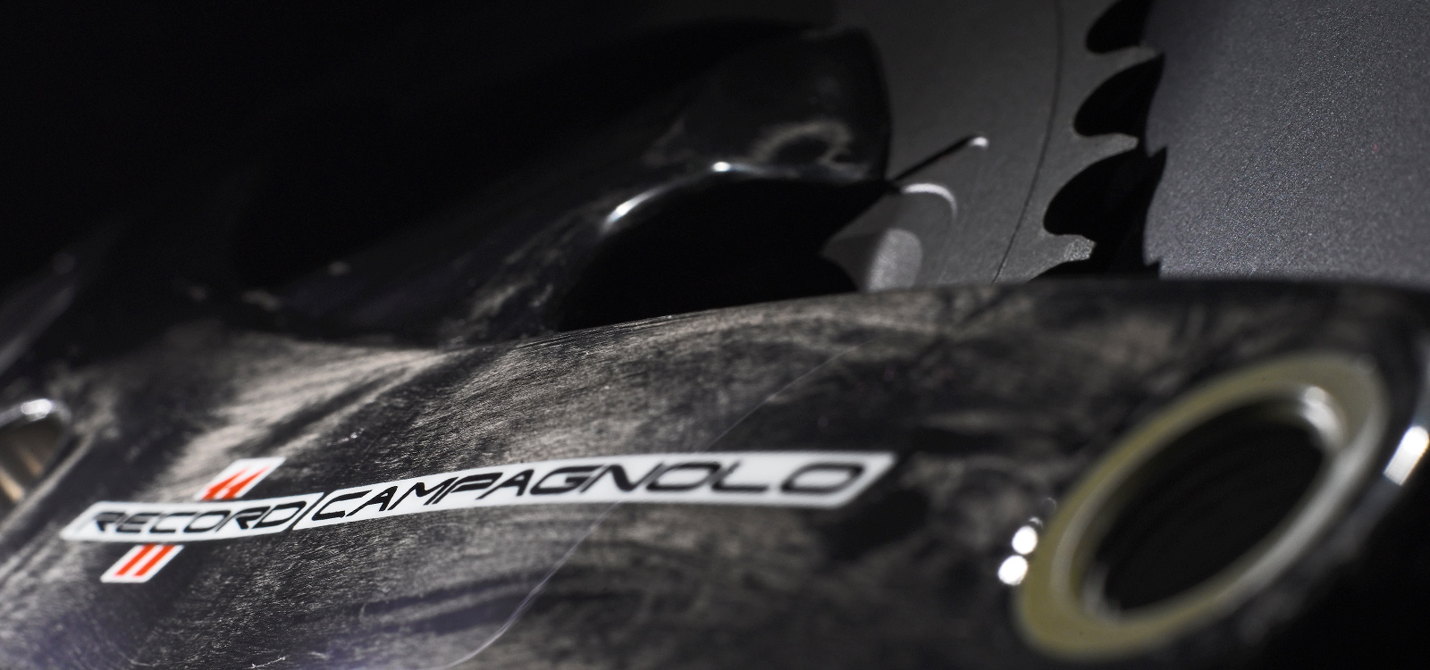 road bicycle Campagnolo groupset  Record 2015