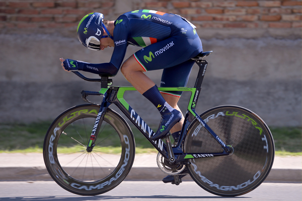 Malori wins TT stage at Tour de San Luis