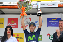 Hat-trick for Valverde at Volta a Catalunya