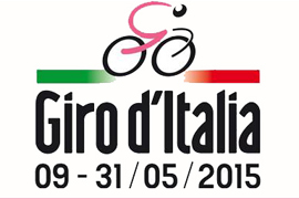 Countdown to the 2015 Giro d'Italia