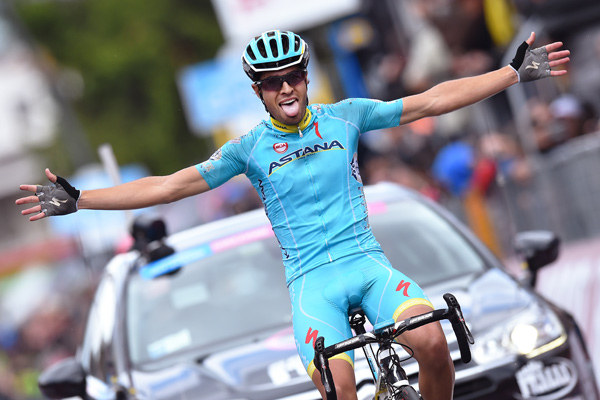 Second fantastic victory of Landa at the Giro
