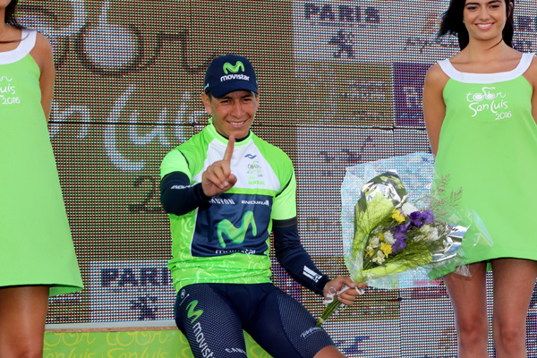 Movistar Team conquers San Luis again