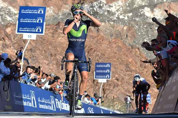 Lobato wins Dubai Tour stage 3