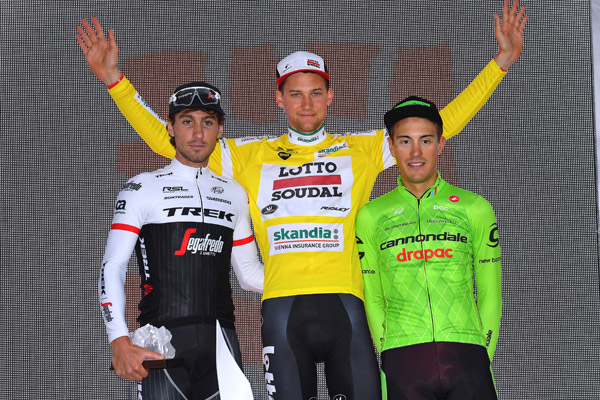 Wellens wins Tour de Pologne