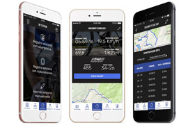 MyCampy: a handy app for all cyclists