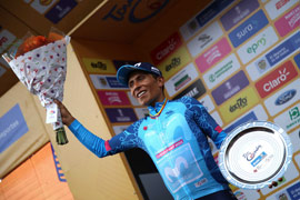 Quintana wins Tour de Colombia stage 6