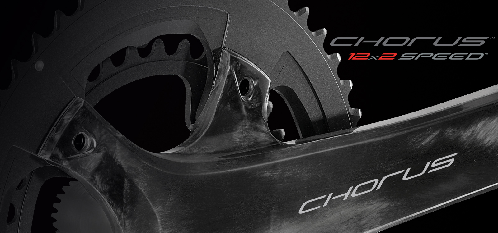 Chorus 12x2 Speed Disc Brake
