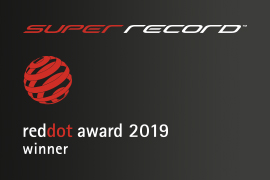 Super Record Disc Brake groupset win Red Dot Design Award 2019