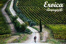 Campagnolo is waiting for you at Eroica