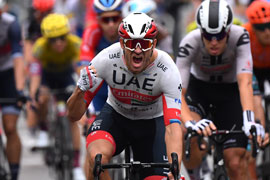 Kristoff wins Tour de France stage 1