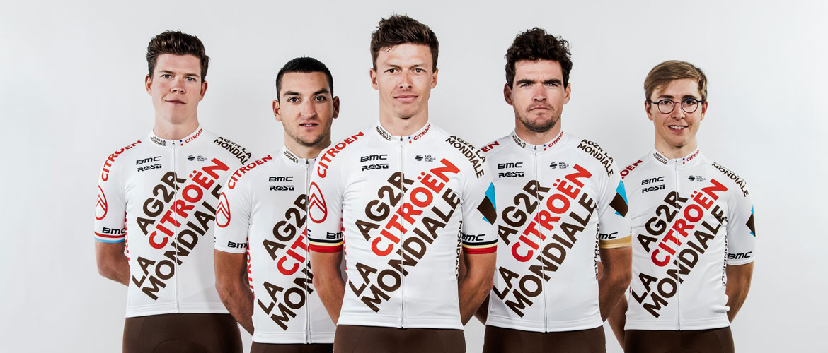 Campagnolo announces partnership with BMC Switzerland, supplying AG2R Citroën Team