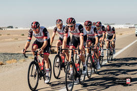 Campagnolo extends partnership with Colnago, supplying UAE Team Emirates
