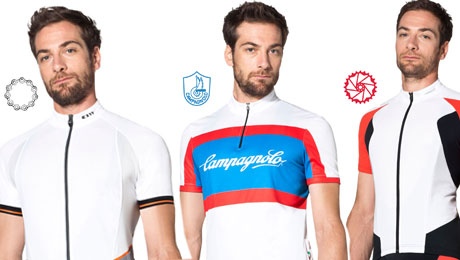 Corporate Campagnolo DISCOVER THE NEW CAMPAGNOLO S/S SPORTSWEAR 2012 COLLECTION