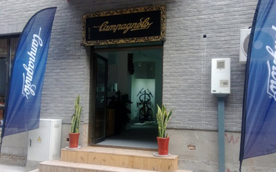 Corporate Campagnolo St Rider Beijing - a new Campagnolo distributor