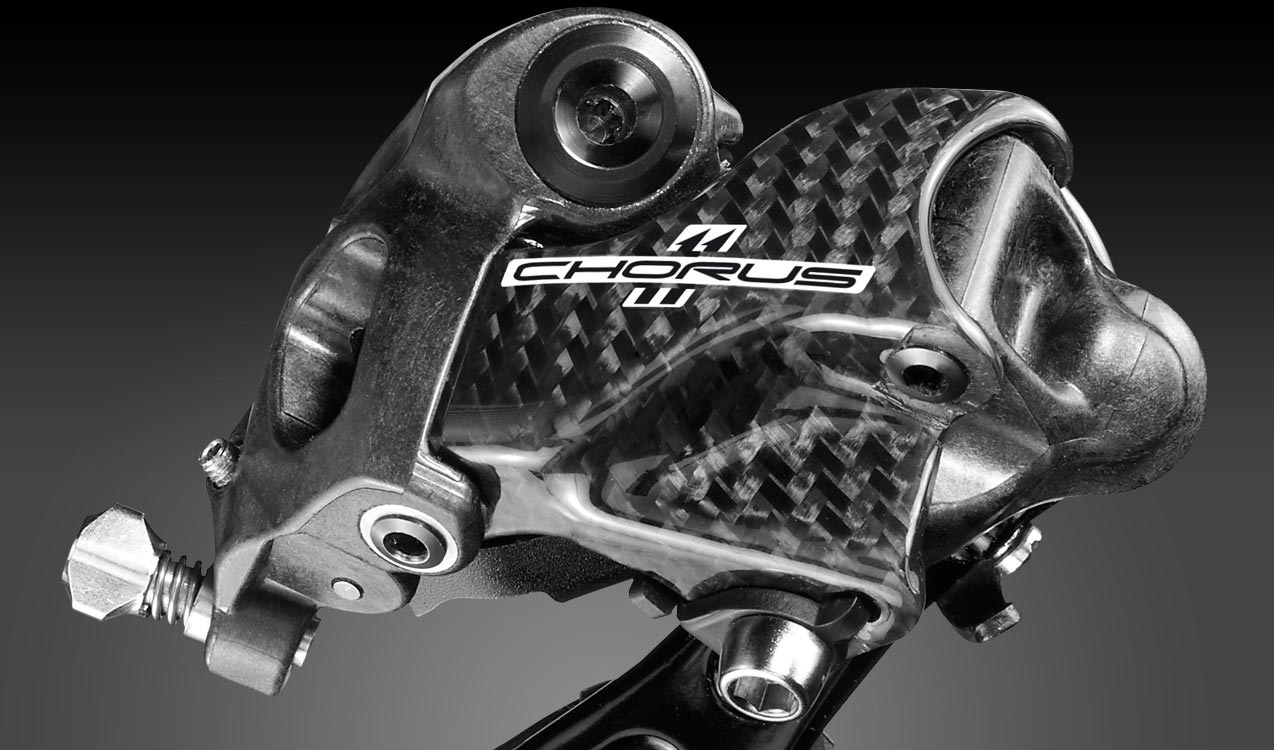 Rear derailleur Chorus - slideshow 3