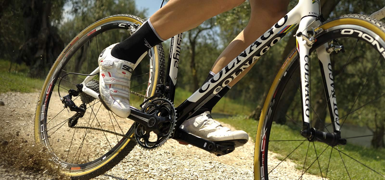 CX - Mechanical Groupsets