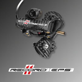 Road Bicycle electronic groupset Campagnolo Record EPS