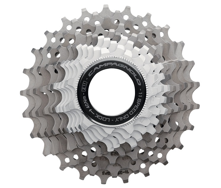 Super Record sprockets - Super Record groupset