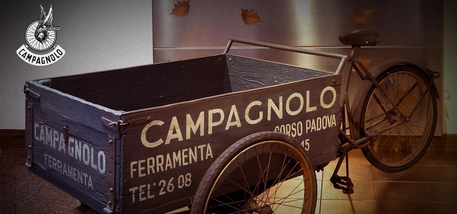 Campagnolo Srl - corporate info - about us