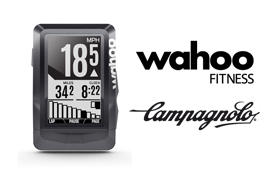 Wahoo supports Campagnolo EPS V3