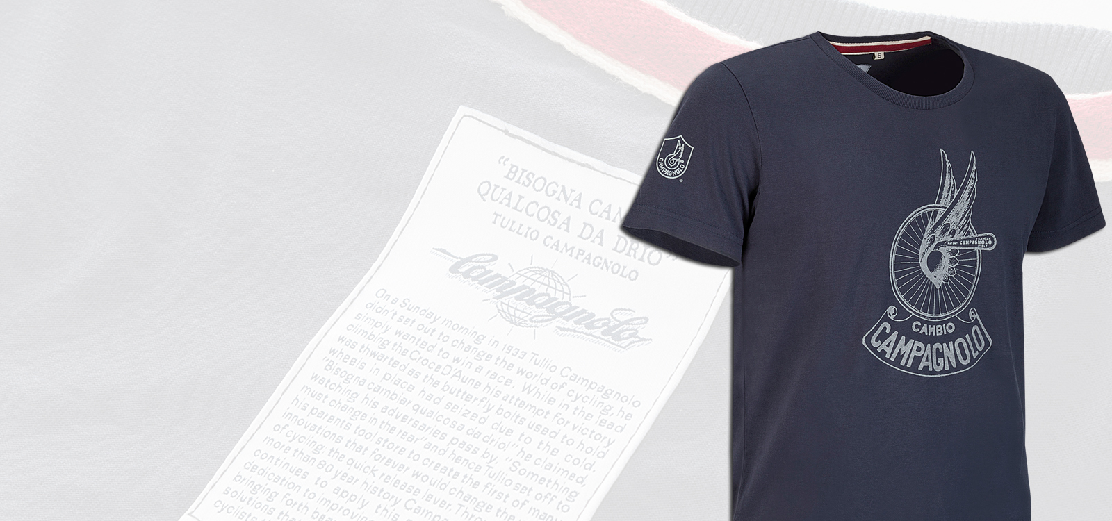 The Campagnolo Classic T-shirt