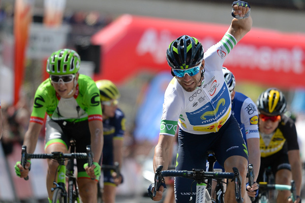 Movistar Team dominates Volta a Catalunya