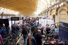Campagnolo will be present at Bespoked in Bristol