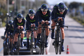 Campagnolo and Team Movistar: winning collaboration