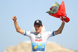 Kristoff wins Tour of Oman stage 6