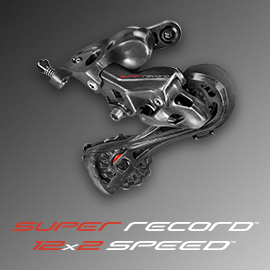 Super Record 12x2 Speed Disc Brake