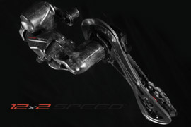 Movement 12 by Campagnolo