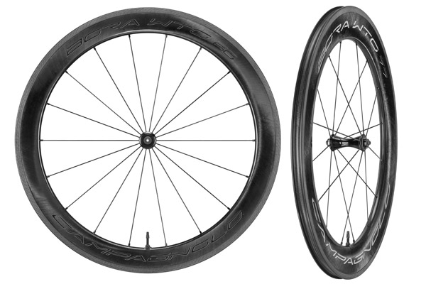 Campagnolo Launches New Aero Optimized Bora Wheels