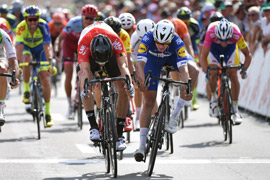 Debusschere wins Tour de Wallonie stage 5