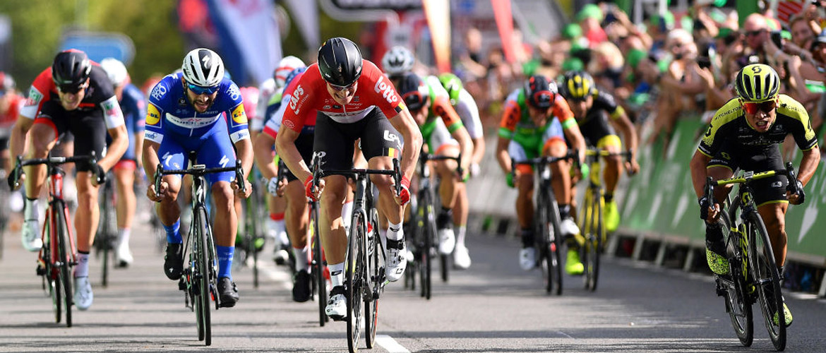 Greipel vince la quarta tappa del Tour of Britain
