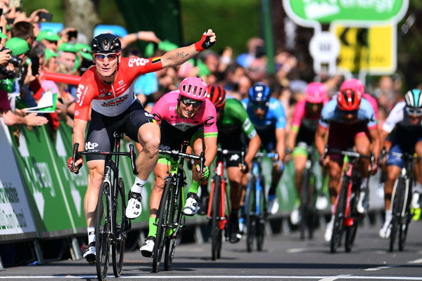 Greipel wins Tour of Britain stage 4
