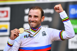 Alejandro Valverde is World Champion!
