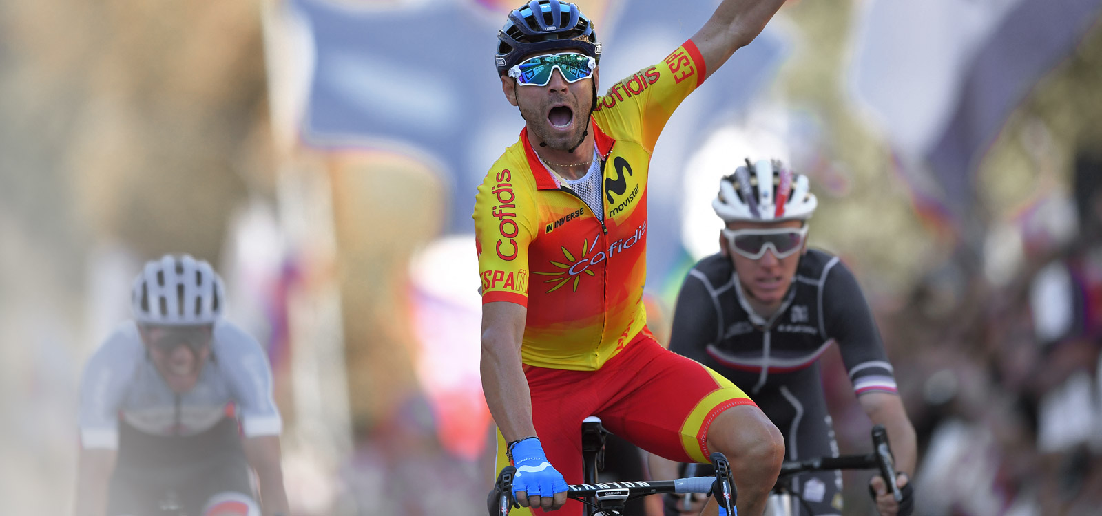 Valverde is World Champion
