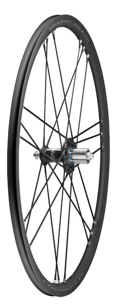 Campagnolo Shamal Mille alluminum performance bicycle wheels